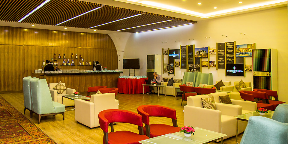 InterContinental Dhaka Balaka Executive Lounge (DAC)
