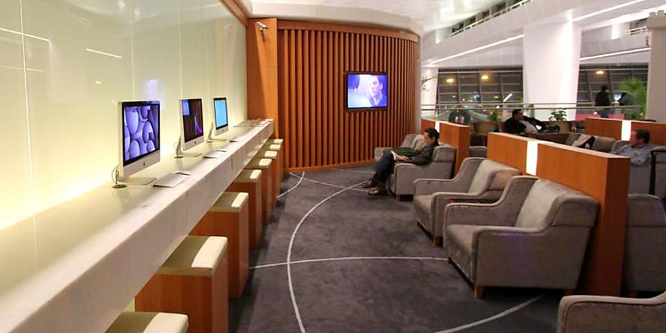 Plaza Premium Lounge (Lounge A) (DEL)