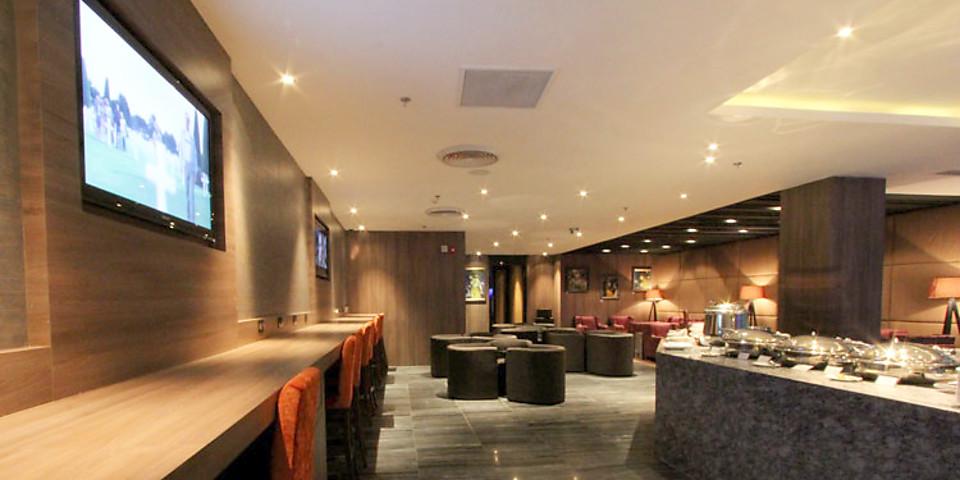 Plaza Premium Lounge (Lounge B) (DEL)