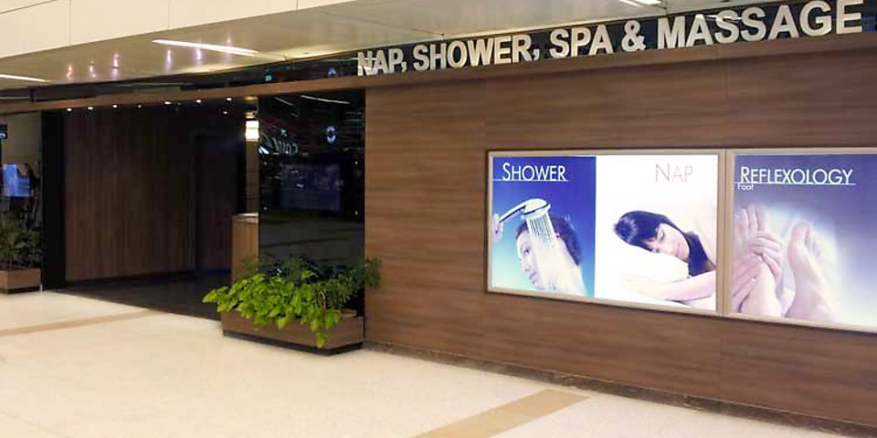 Plaza Premium Arrivals Lounge (DEL)