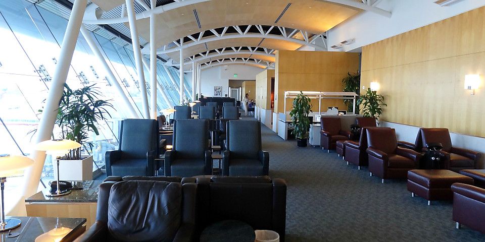 American Airlines Flagship Lounge (LAX)