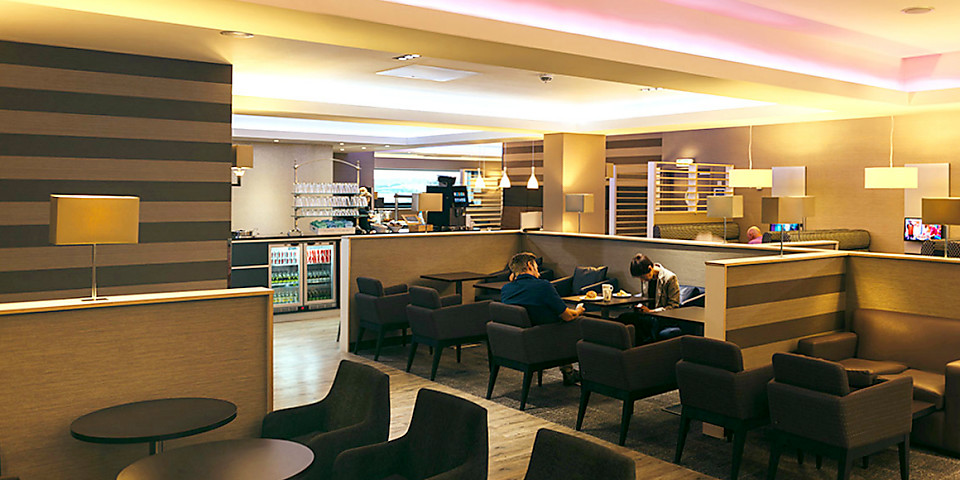 Aspire Lounge (EDI)