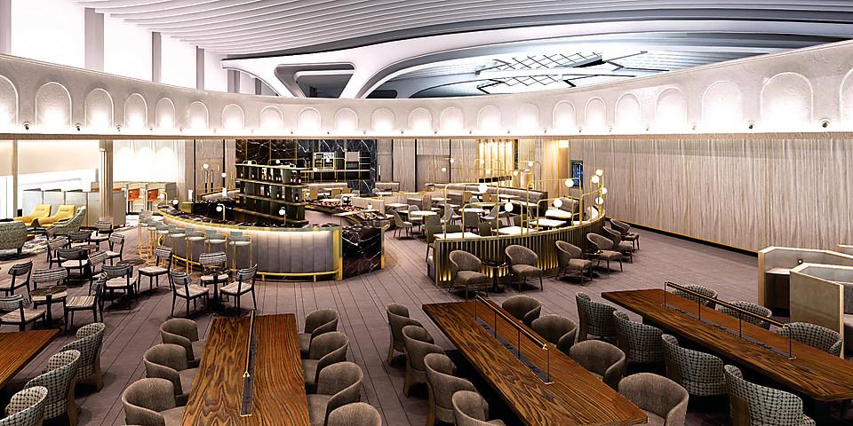 Plaza Premium Lounge (FCO)