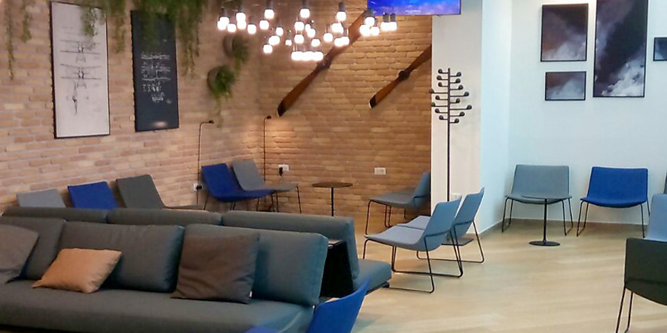 Passenger Lounge (Gate D3) (FCO)