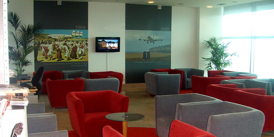 TAP Premium Lounge (FNC)