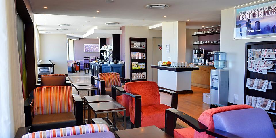 Bidvest Premier Lounge (GRJ)