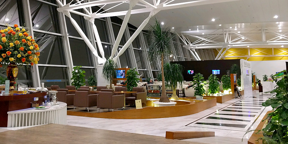 Noi Bai International Airport Business Lounge (HAN)