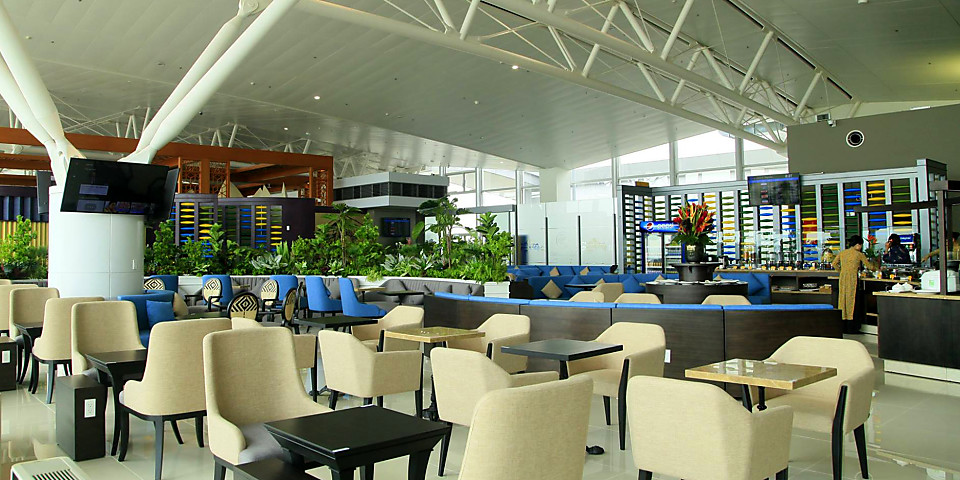Song Hong Business Lounge (HAN)
