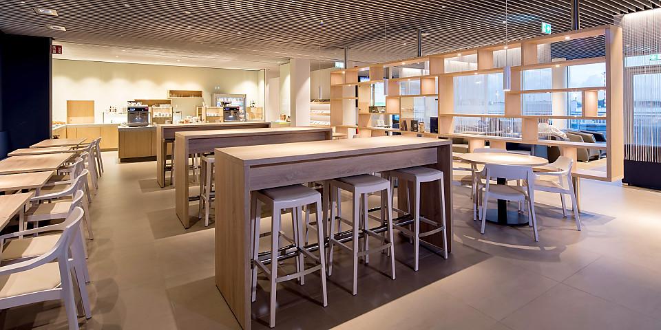 Hugo Junkers Lounge (DUS)