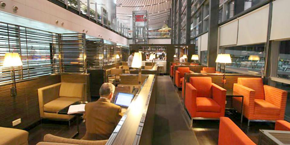 Plaza Premium Lounge (HYD)