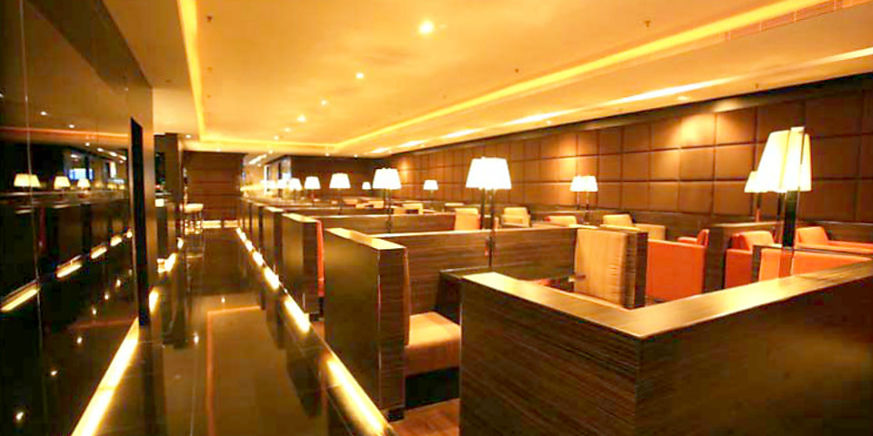 Plaza Premium Lounge (Located in the Transit Hotel) (HYD)