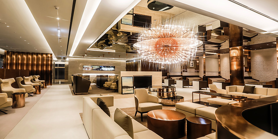 MATINA Gold Lounge (ICN)