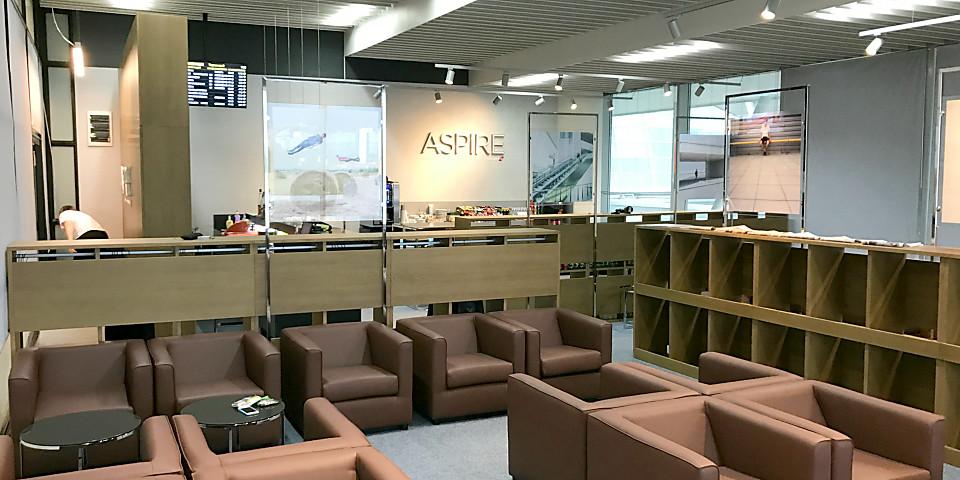 Vitosha Aspire Lounge (SOF)