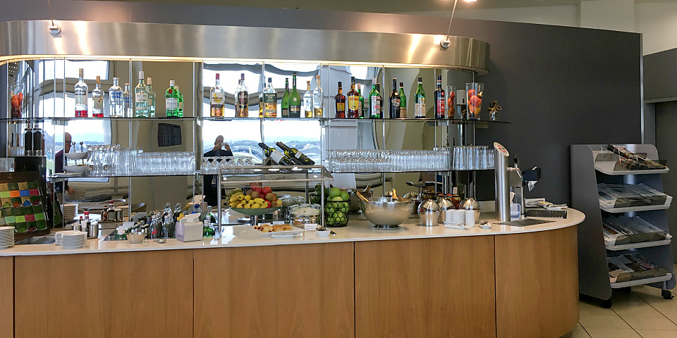 Lufthansa Business Lounge (STR)