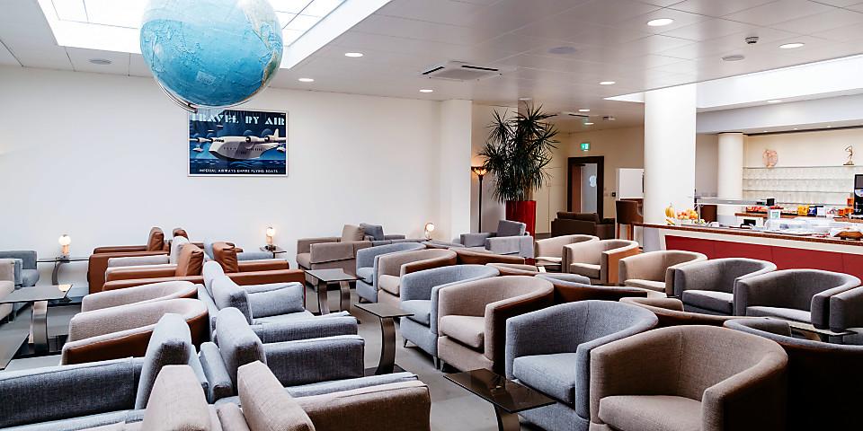 Executive Lounge (JER)