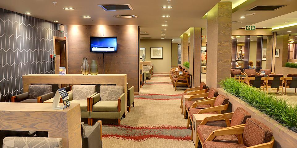 Bidvest Premier Lounge (JNB)