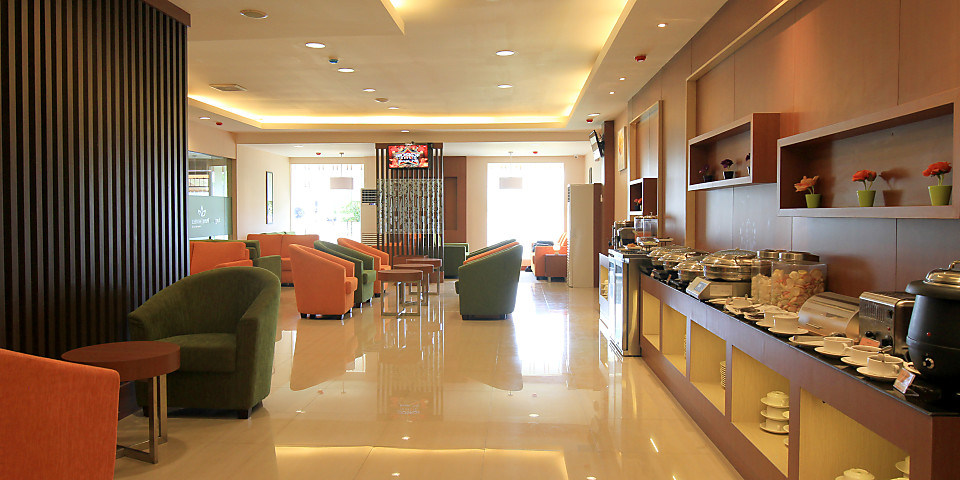 Concordia Lounge (KOE)
