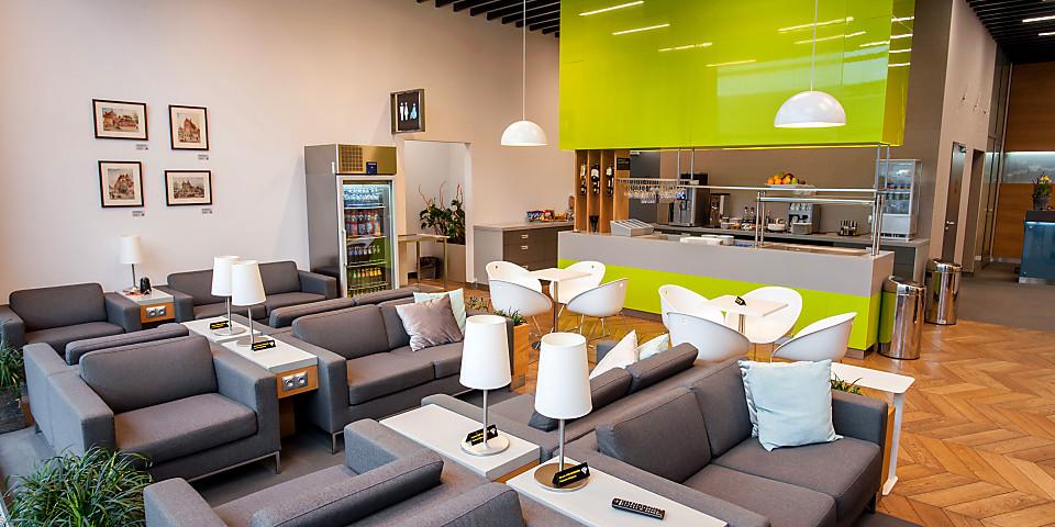 Krakow Airport Business Lounge (Non-Schengen) (KRK)