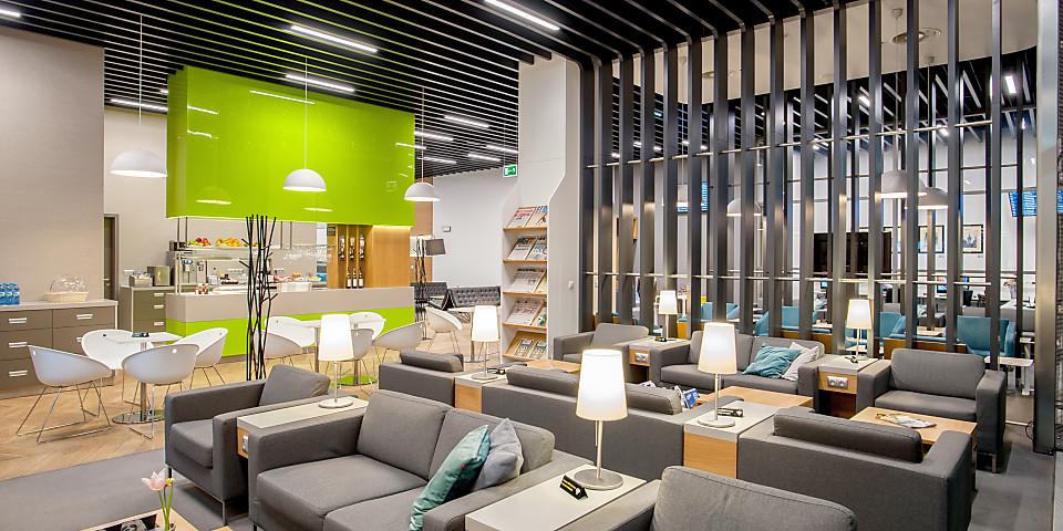 Krakow Airport Business Lounge (Schengen) (KRK)