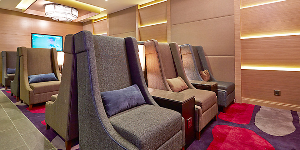Plaza Premium Lounge (International Departure) (KUL)