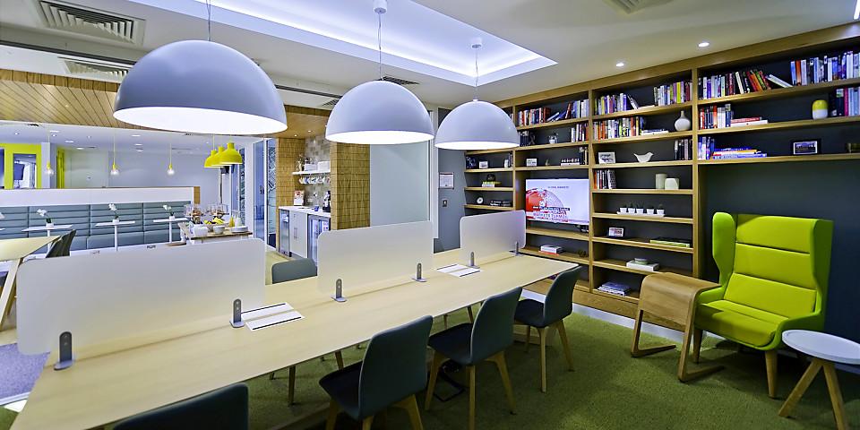 Regus Express Business Lounge (LGW)