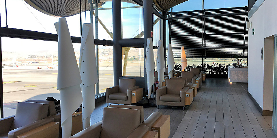 Neptuno Lounge (AENA VIP Lounge) (MAD)