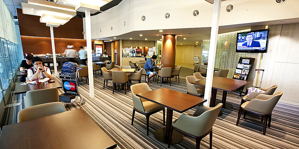 MATINA Lounge East (Gate 11) (ICN)