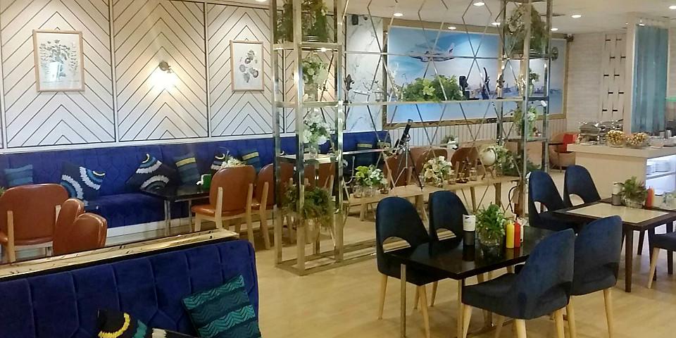 Coffee De Mandalar (Bangkok Airways Lounge) (MDL)