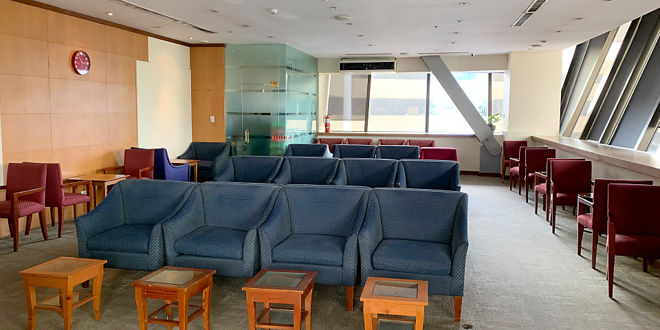 PAGSS Lounge (Gate 2) (MNL)