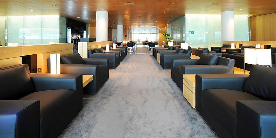 Sala VIP Miro (BCN)