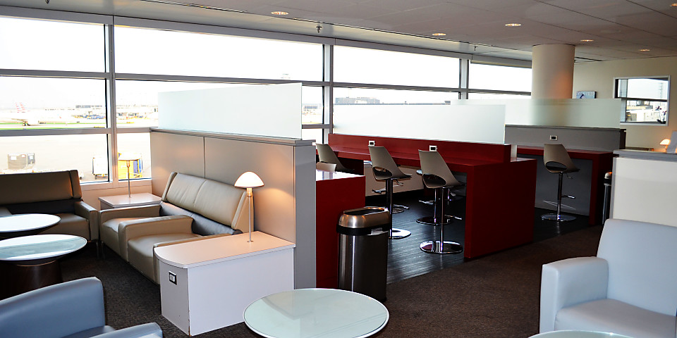Air France/KLM Lounge (ORD)