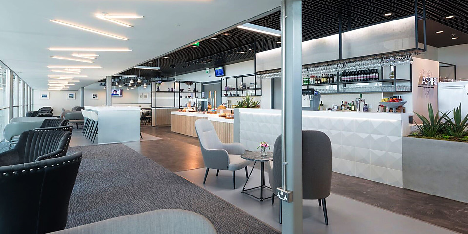 Aspire Lounge (ORK)