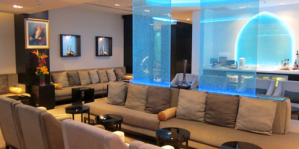 Oman Air First & Business Class Lounge (BKK)