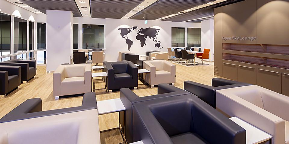 Open Sky Lounge (DUS)