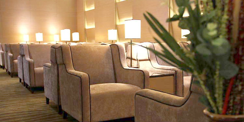 Plaza Premium Lounge (Domestic Departures) (PEN)
