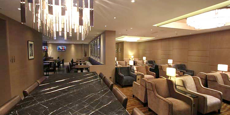 Plaza Premium Lounge (International Departures) (PEN)