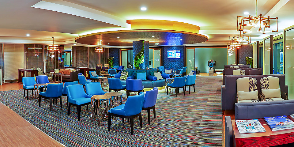 Bangkok Airways Blue Ribbon Lounge (Domestic) (BKK)
