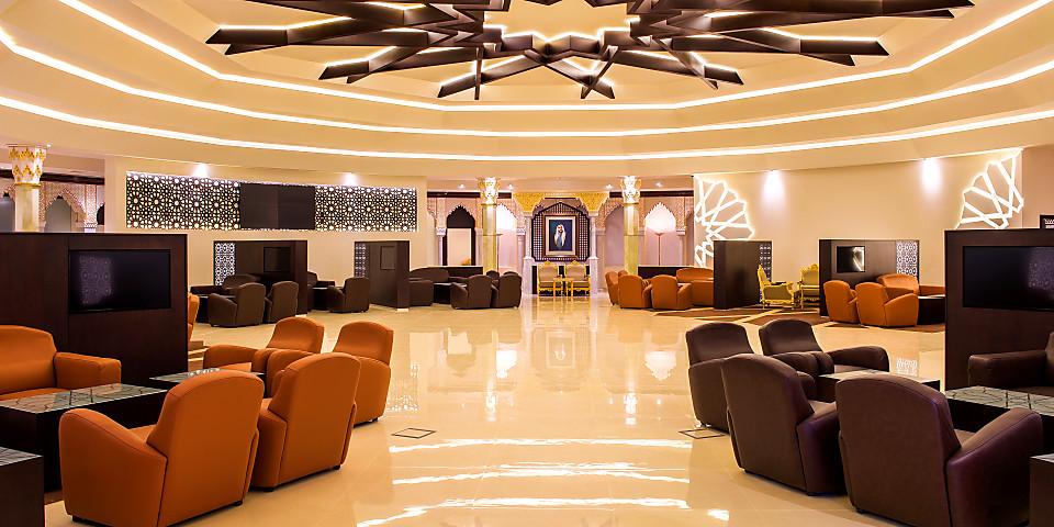 Diamond Lounge (AUH)