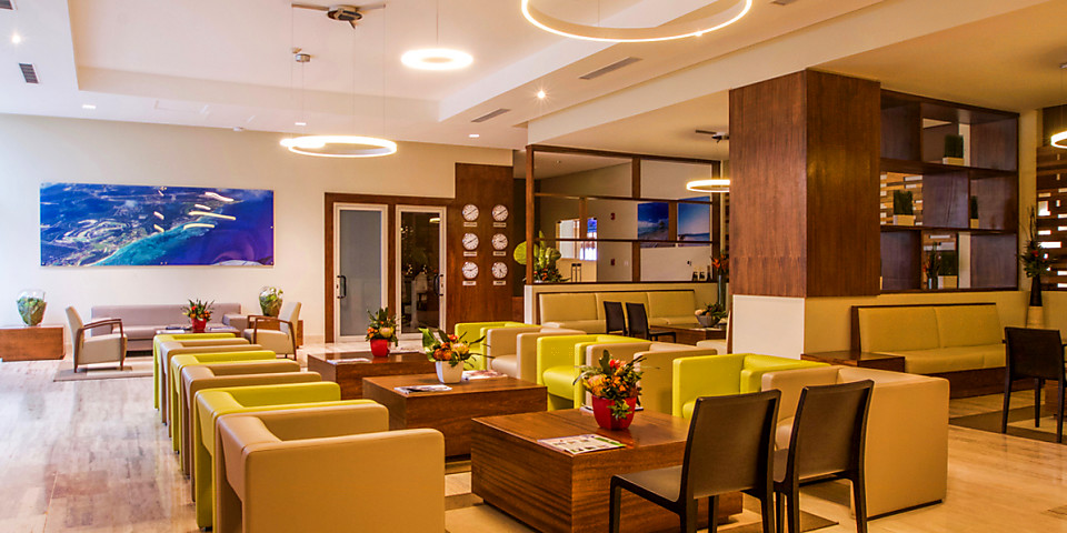 Punta Cana International Airport VIP Lounge (PUJ)