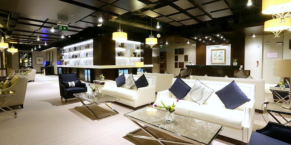 Petra Lounge (AMM)
