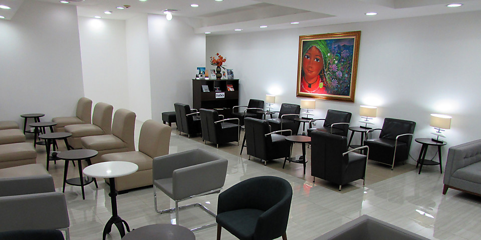 Aeroconnections VIP Lounge (SAL)