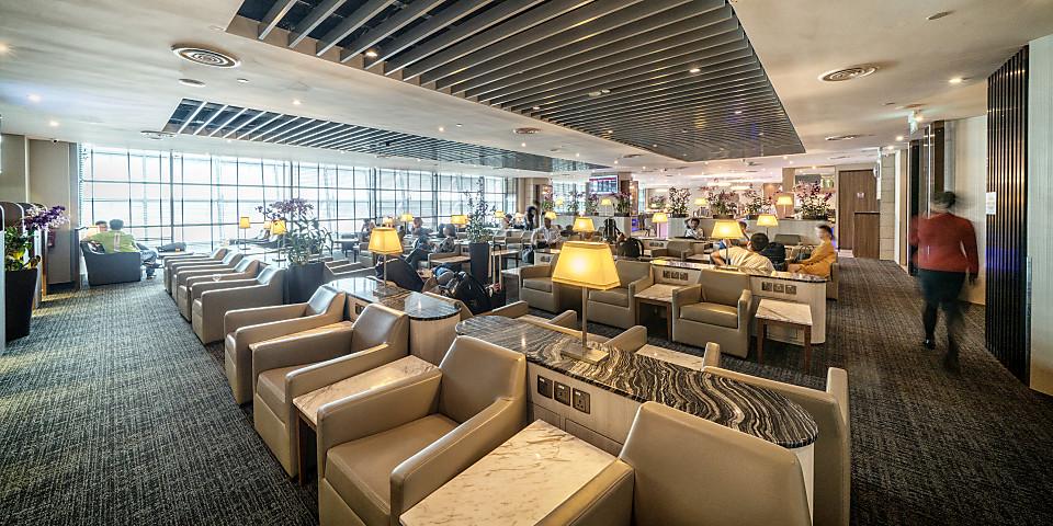 SATS Premier Lounge (SIN)