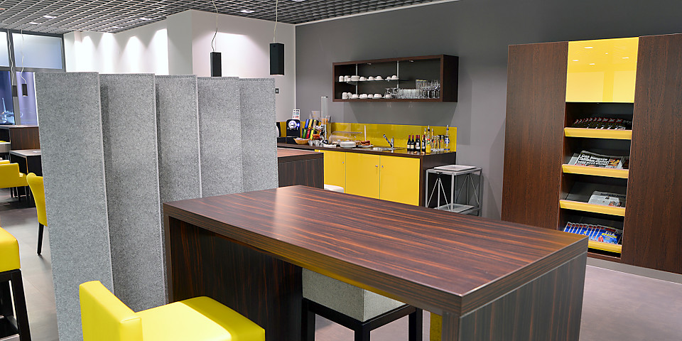 Saarbrücken Airport Business Lounge (SCN)
