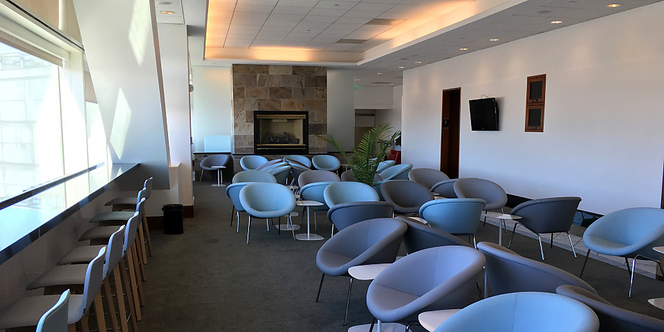 Air France/KLM Lounge (SFO)
