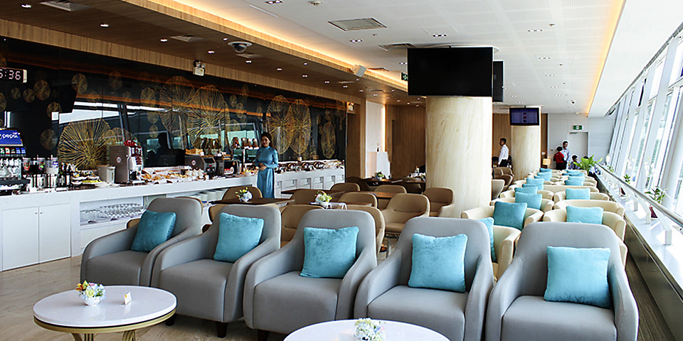 Apricot Business Lounge (SGN)
