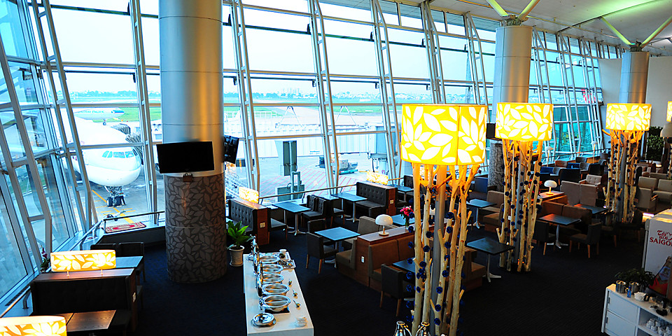 Rose Business Lounge (SGN)