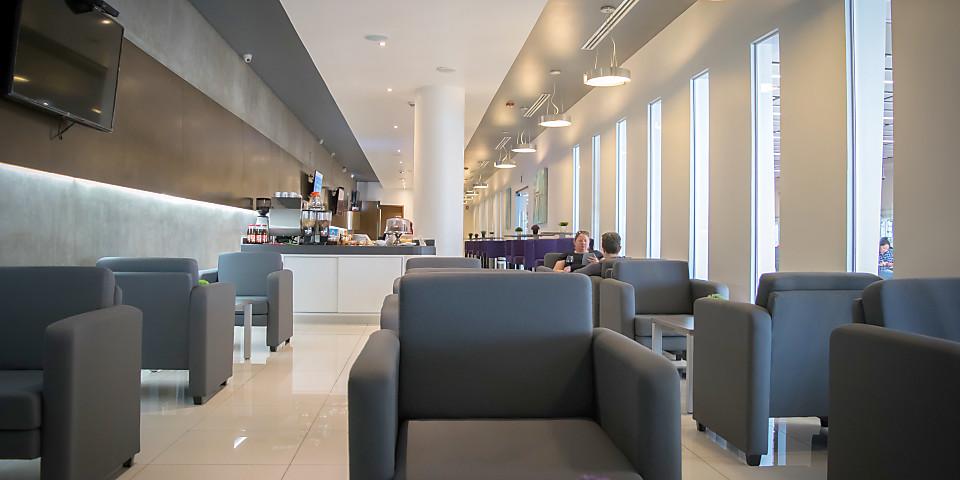 OMA Premium Lounge (SLP)