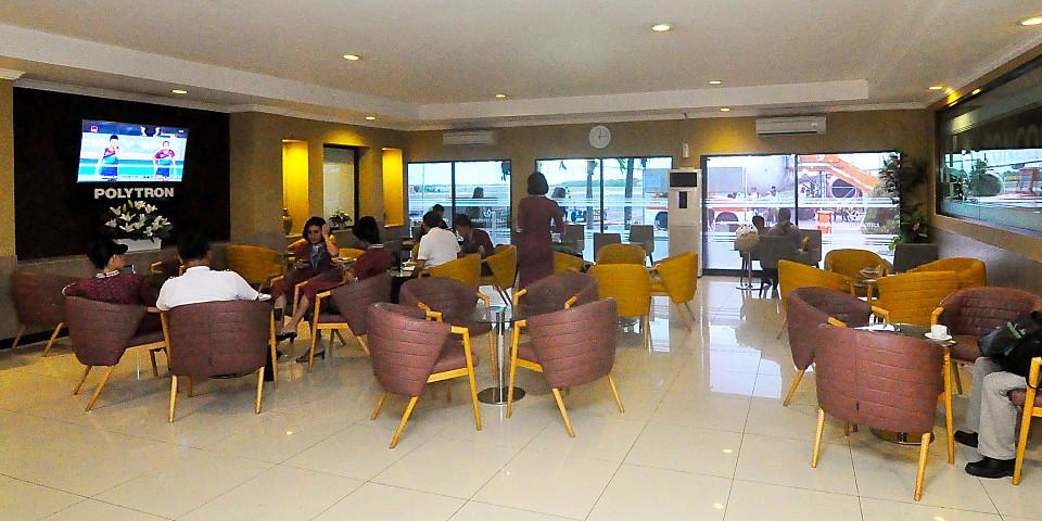 Concordia Lounge (SRG)