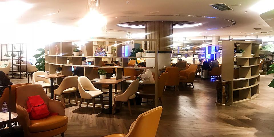 Shenzhen Airport First & Business Class Lounge (Joyee 2) (SZX)