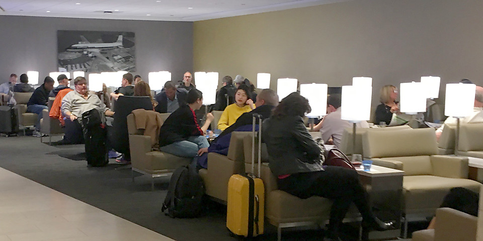 United Airlines United Club (ORD)